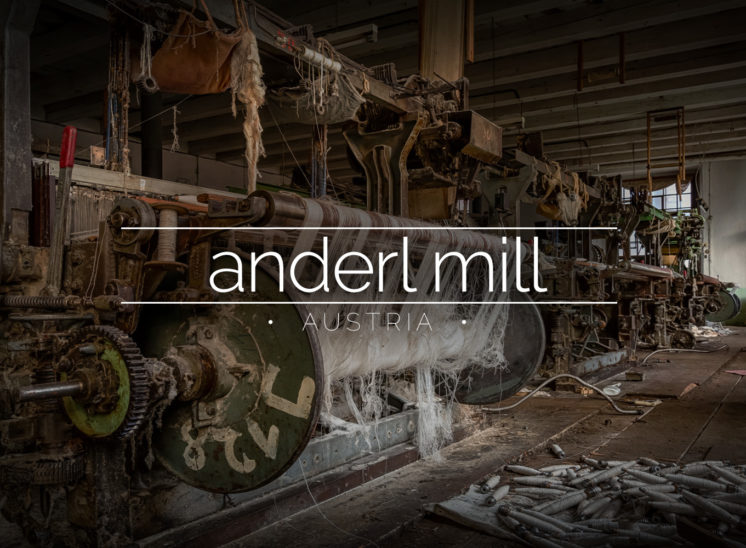 Anderl Textile Mill, Austria