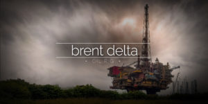 Brent Delta Oil Production Platform