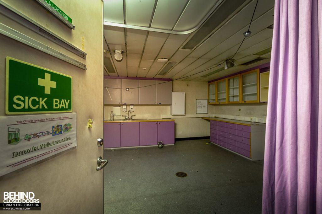 Brent Delta - Sick bay