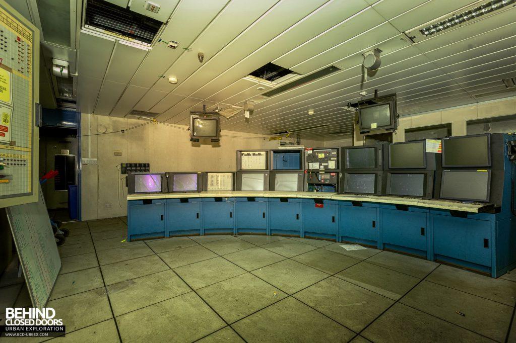 Brent Delta - Central control room