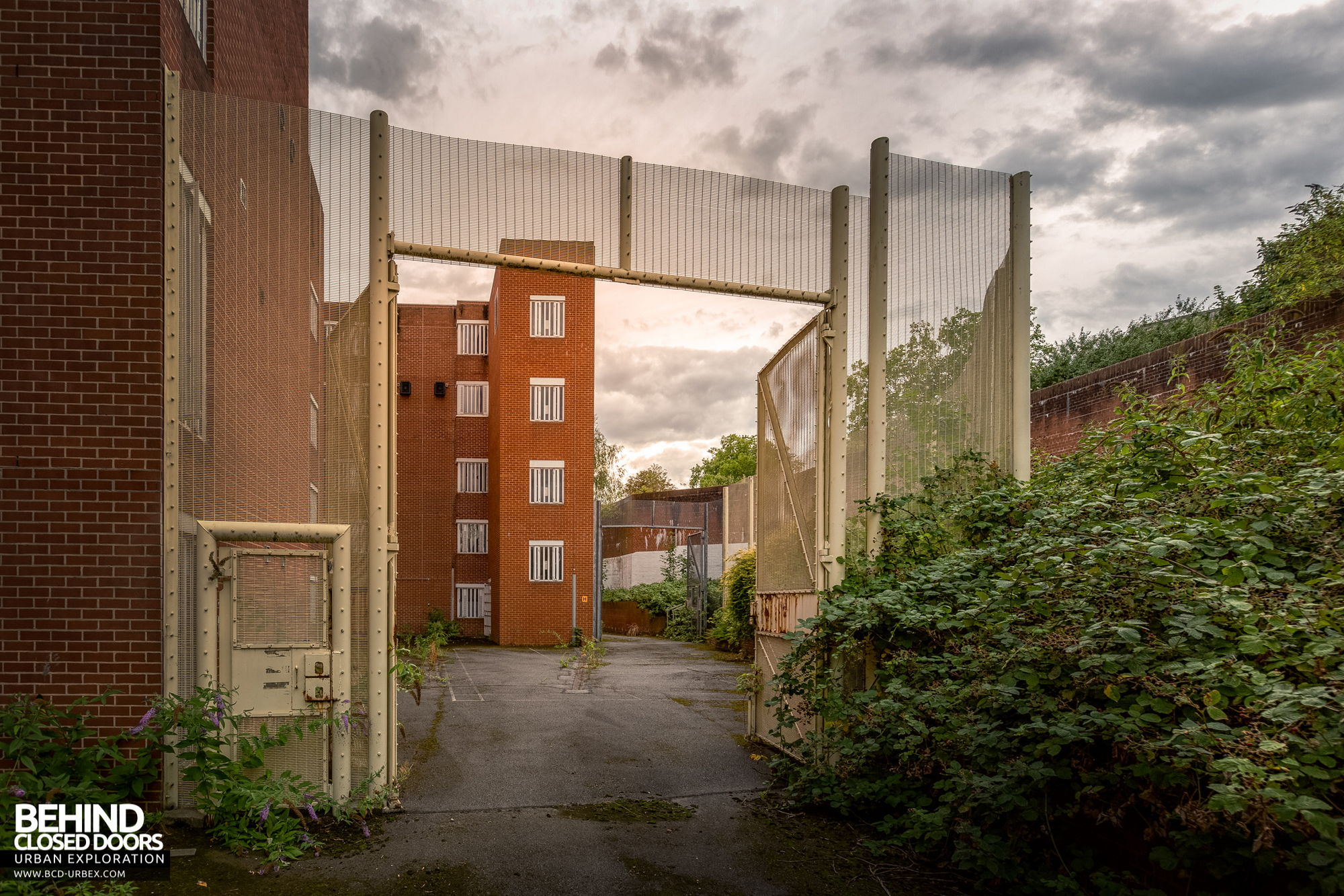 Hm Prison Holloway London 187 Urbex Behind Closed Doors