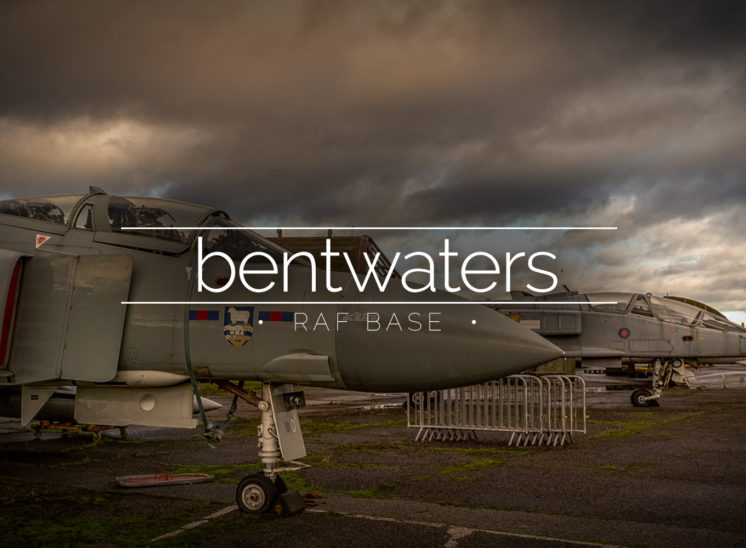RAF Bentwaters, Suffolk, UK