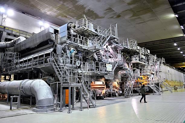 Stora Enso, Corbehem - The PM5 paper machine in 2014
