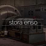 Stora Enso Paper Mill, Corbehem, France