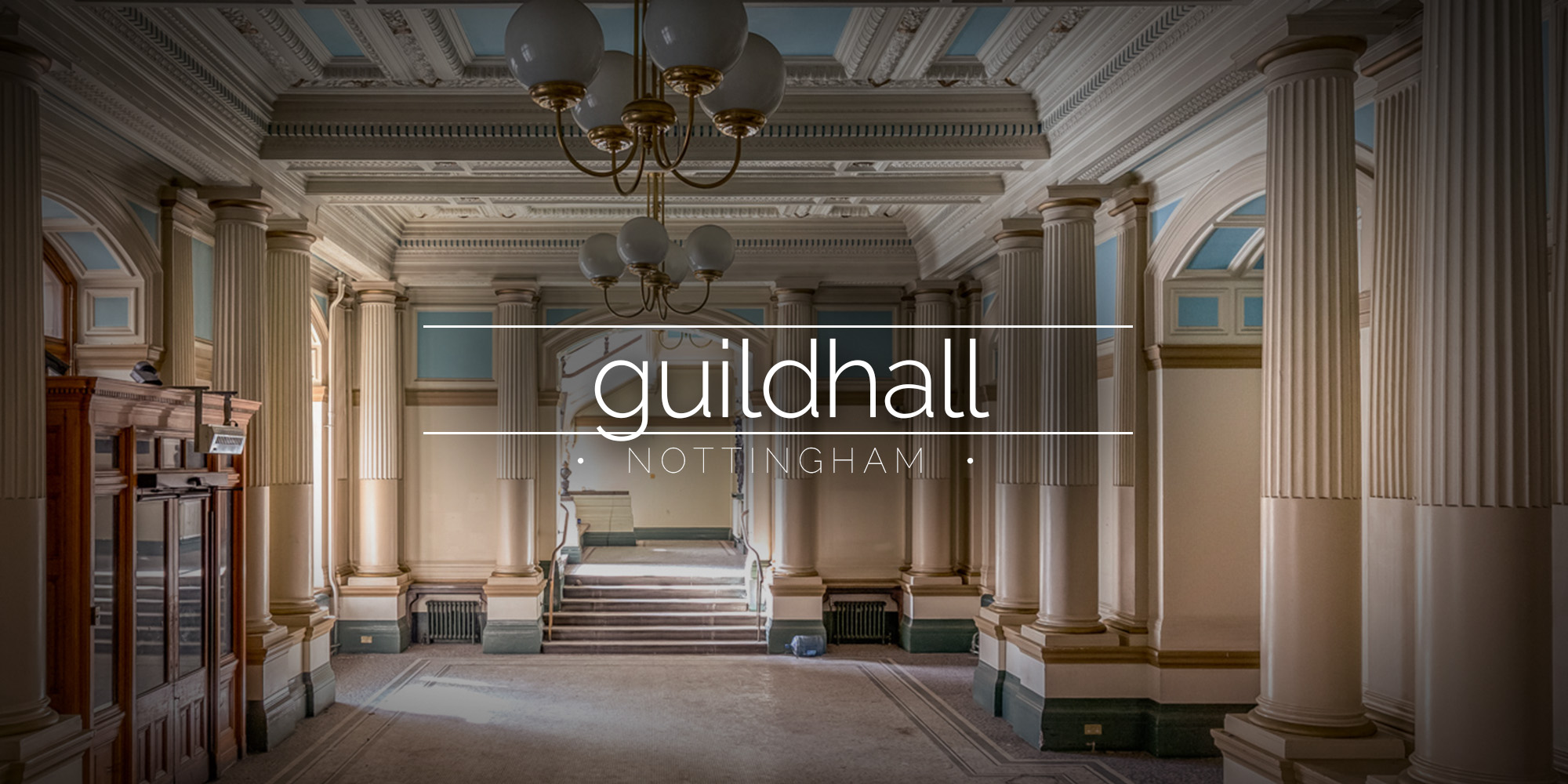 Guildhall, Police Station and Central Fire Station, Nottingham