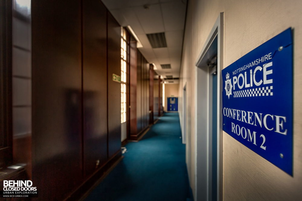 Police Station​ - Corridor in the police station