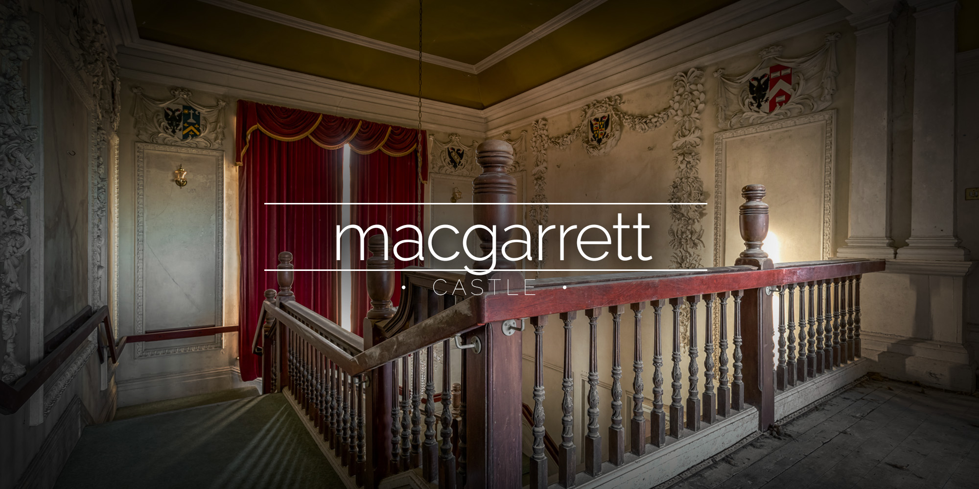Castle MacGarrett, Claremorris, Ireland
