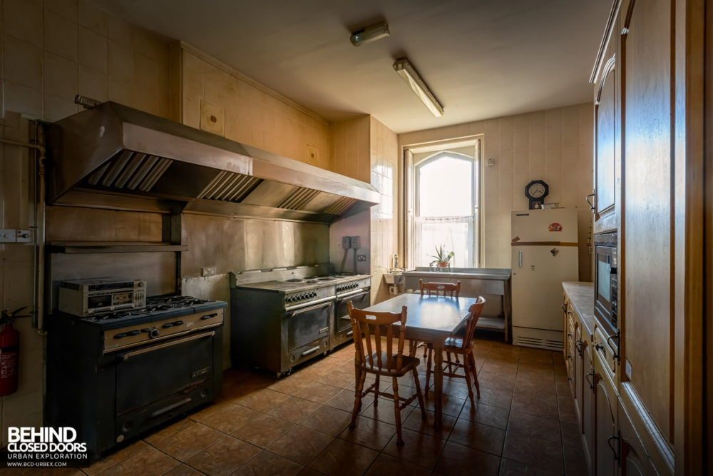 Buttevant Convent of Mercy - The convent's kitchen