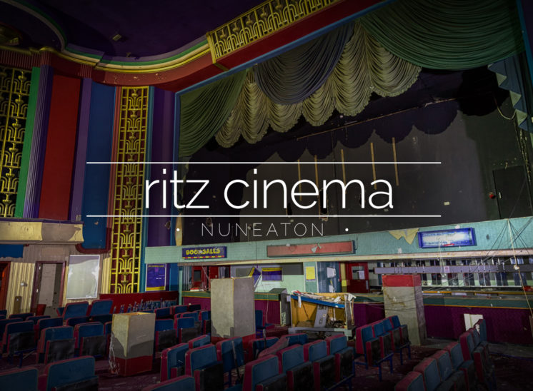 Ritz Cinema, Nuneaton