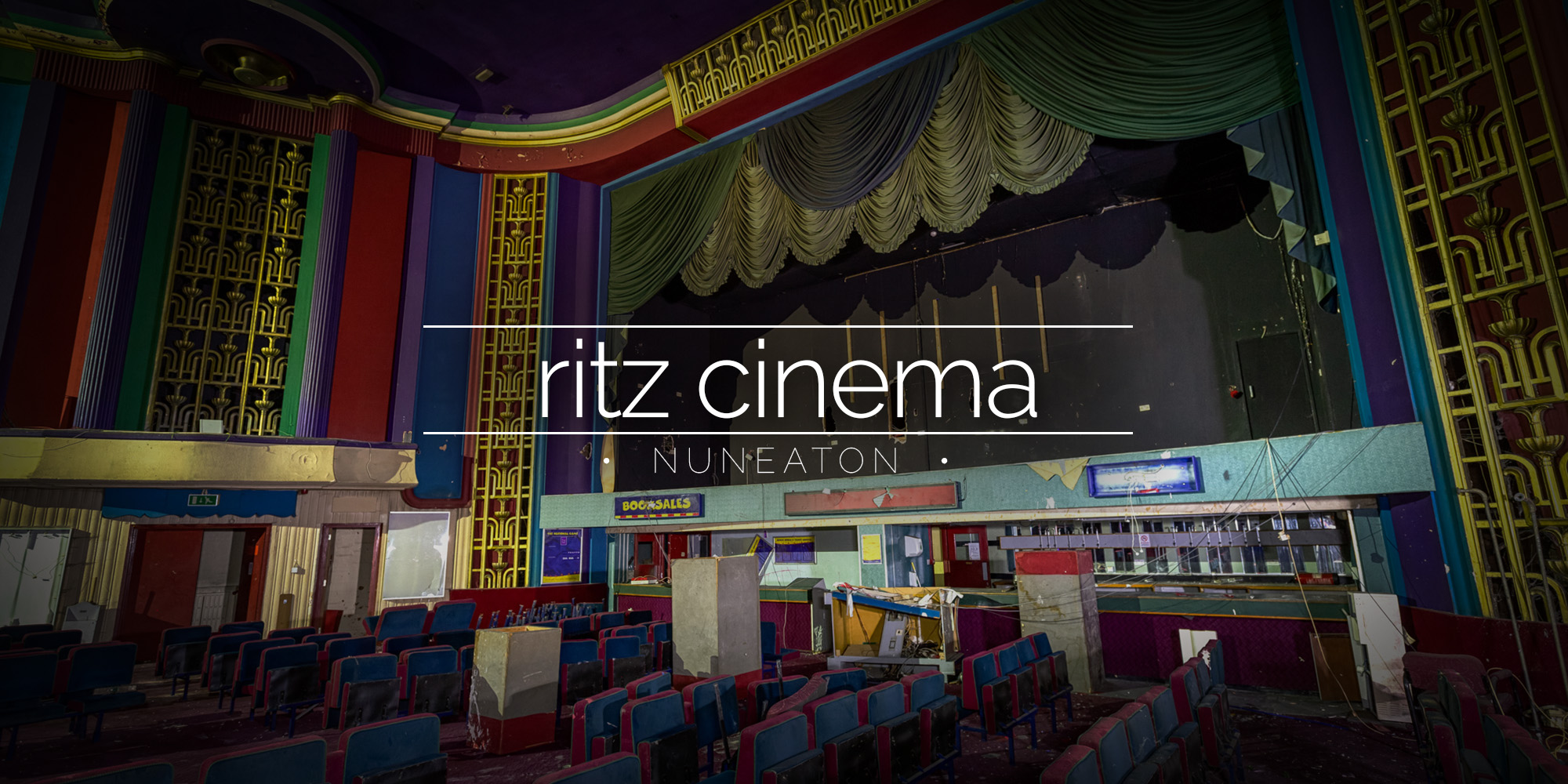 Ritz Cinema, Nuneaton