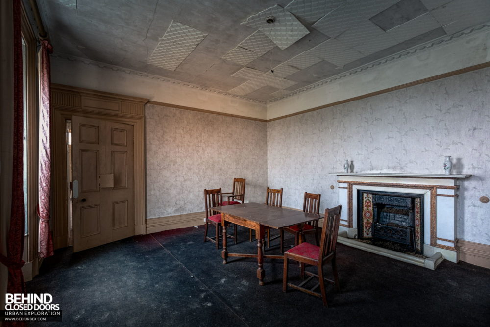 Cahercon House, Ireland - Dining room