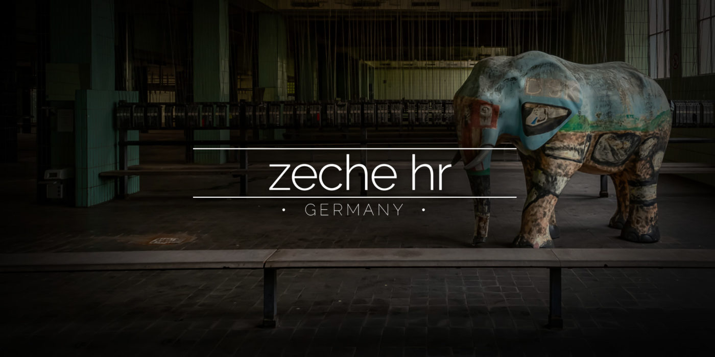 Zeche HR, Germany