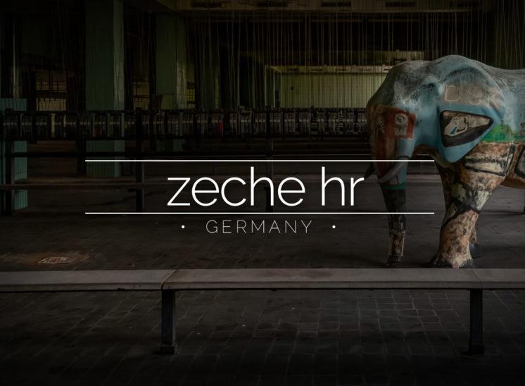 Zeche HR, Germany