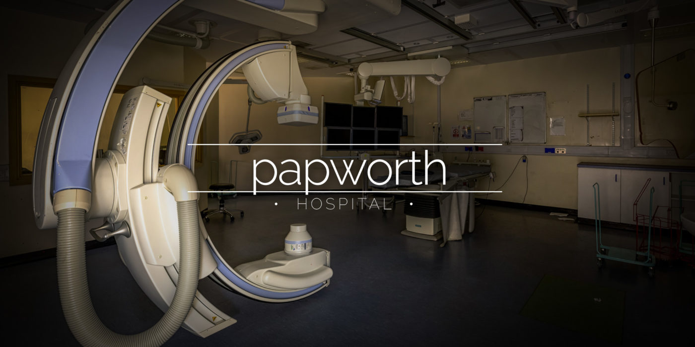 Royal Papworth Hospital, Papworth Everard, Cambridgeshire