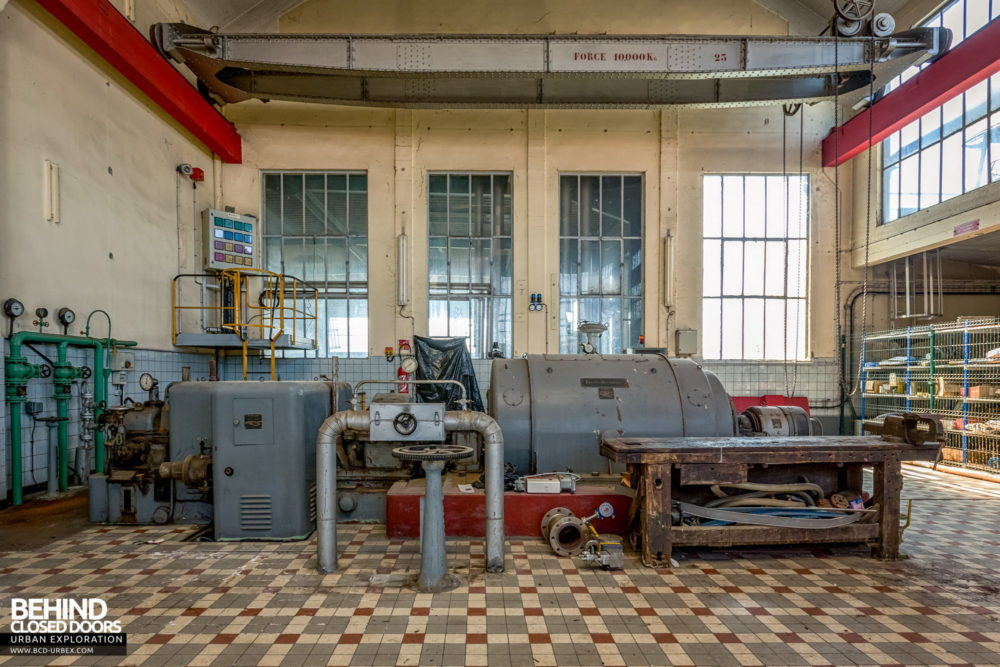 Paper Mill Power Plant - Electro Mecanique 1732 KW Turbo Alternator