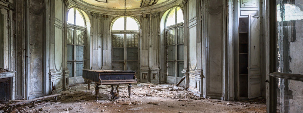 How To Find Abandoned Buildings