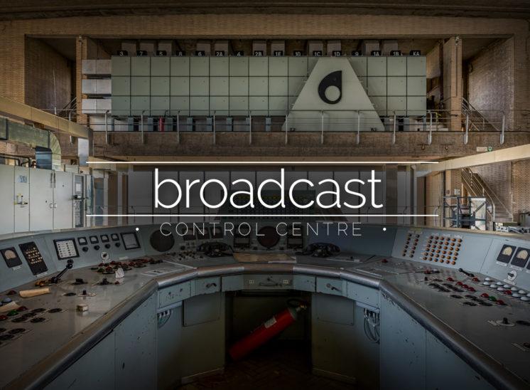 TV Transmission Centre - Belgium