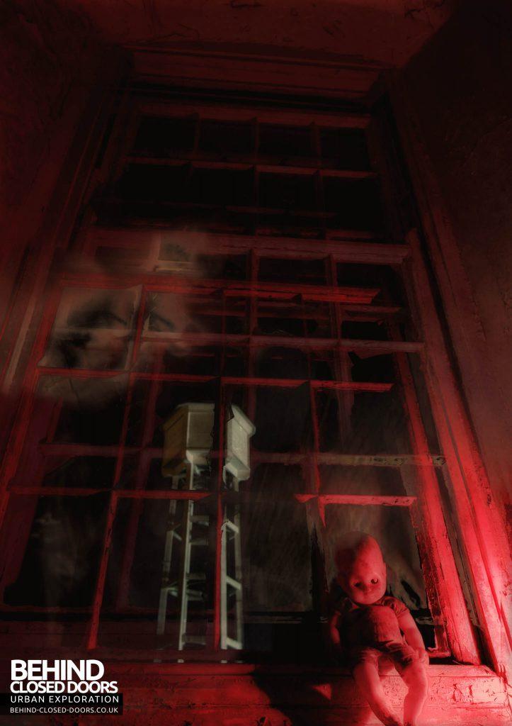 St John's Asylum - Annabel