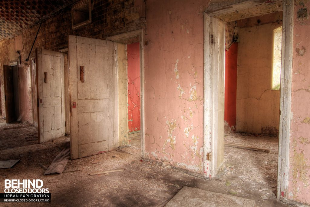 St John's Asylum - The Pink Ward