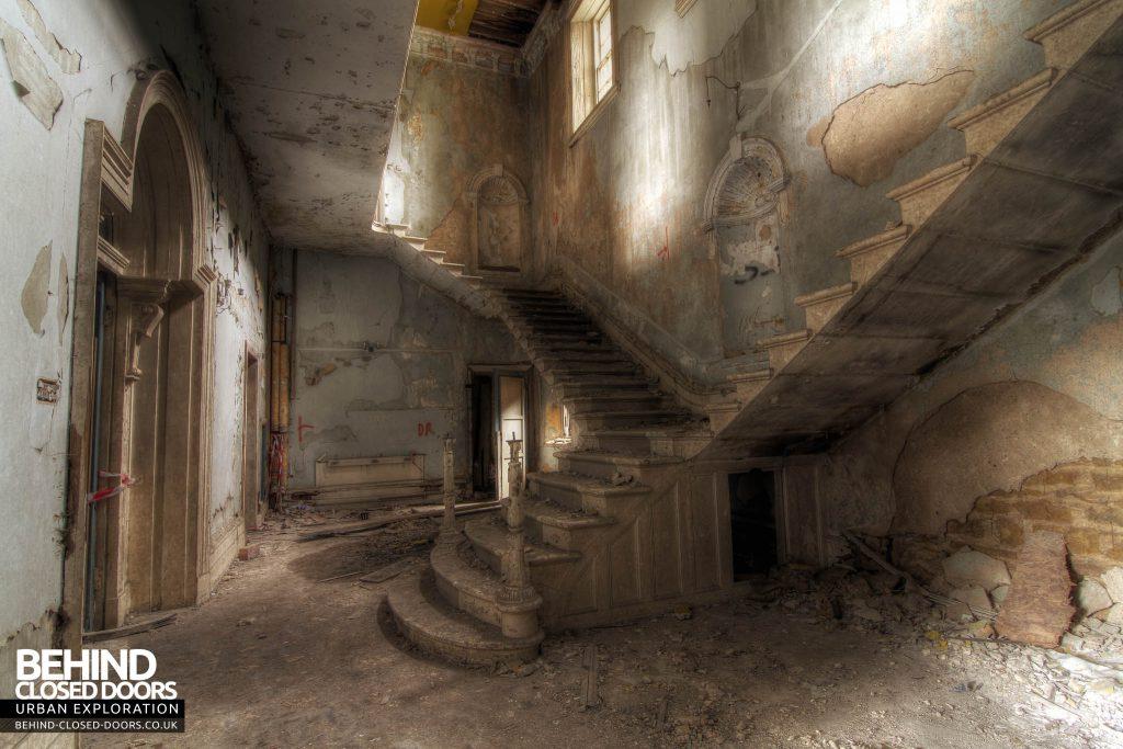 St John's Asylum - The Staircase