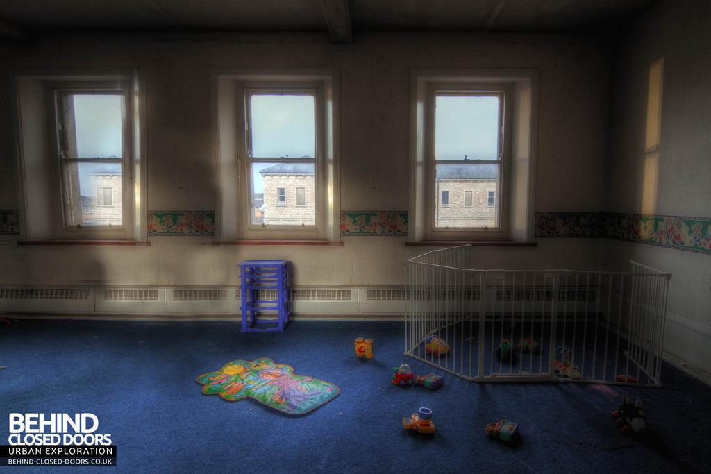 St John's Nursery - Toys