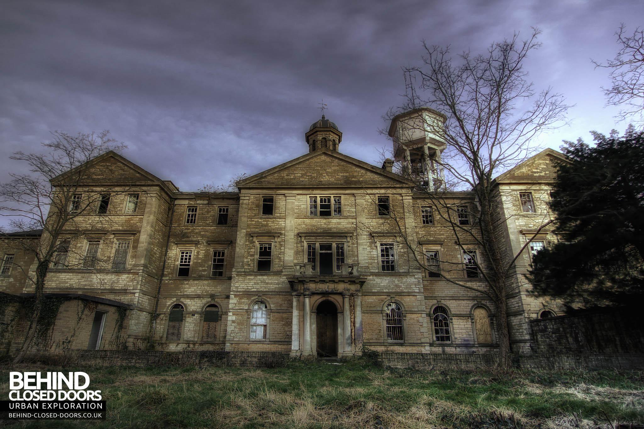St John S Hospital Aka County Pauper Lunatic Asylum